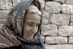 Бабулькины слезки