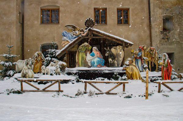 Тропарь Рождества Христова