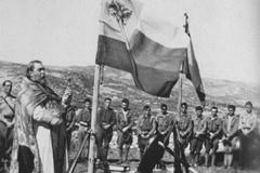 Русские священники на гражданской войне в Испании