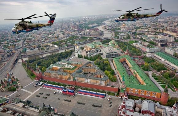 Беркуты над Москвой. Сергей Семенов (Москва)