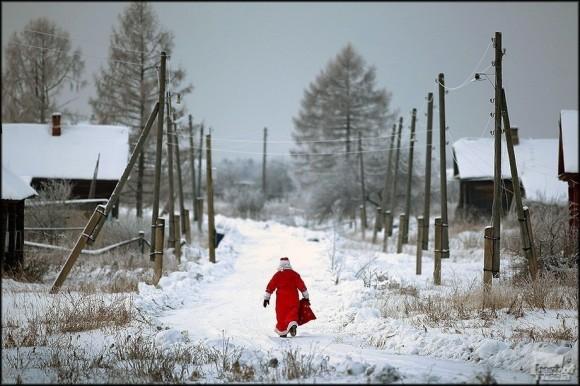 Уже в пути... Владимир Смирнов (Костромская область).