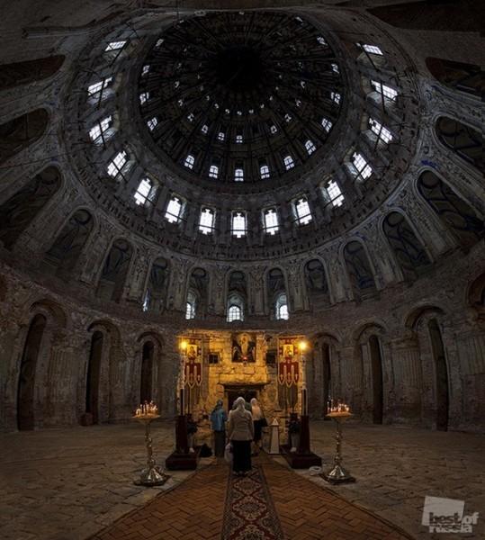Новый Иерусалим, Воскресенский собор, Часовня гроба Господня. Валерий Скиба (Истра)