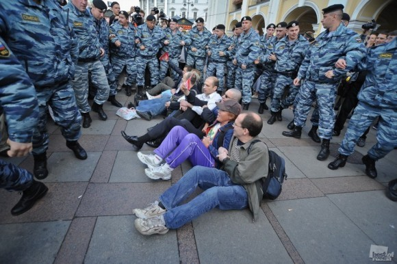 Защитники Конституции. Александр Беленький (Санкт-Петербург)
