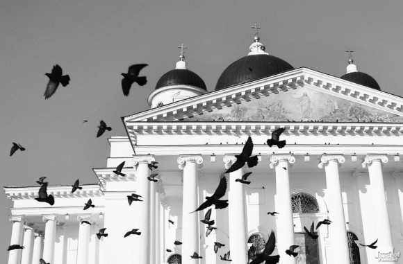 Вверх. Владимир Аверин (Нижний Новгород)