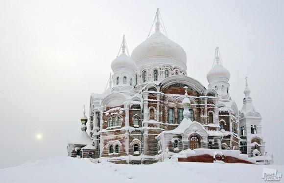 Белогорский монастырь. Петр Захаров (Кунгур, Пермский край)