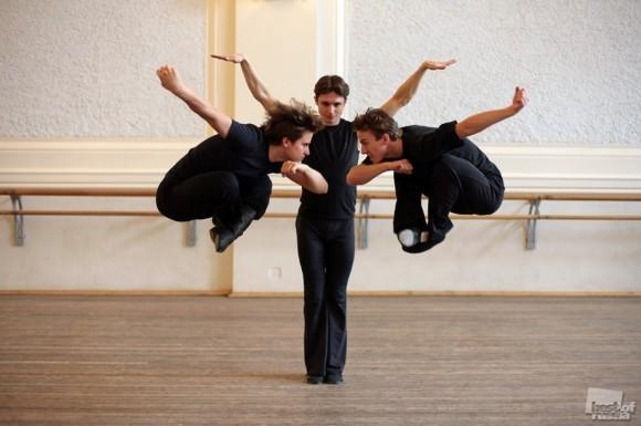 Калмыки (репетиция Ансамбля Игоря Моисеева, Калмыцкий Танец). Евгений Масалков (Москва)
