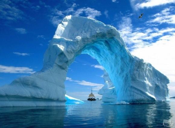 Ворота в Арктику. Николай Головин (Новая Земля)