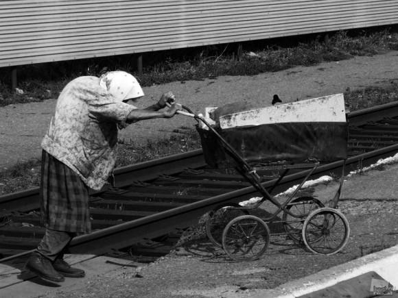 В позабытом краю. Полина Акимова