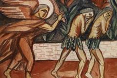 Изгнание Адама и Евы из Рая в картинах и иконах