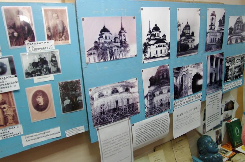 В селе Богоявление Нижегородской области открылся церковно-краеведческий музей