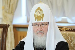 Обращение Патриарха Кирилла к В.В. Путину (Видео)