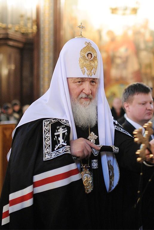 Патриарх Кирилл: Цель поста – перемены внутри себя