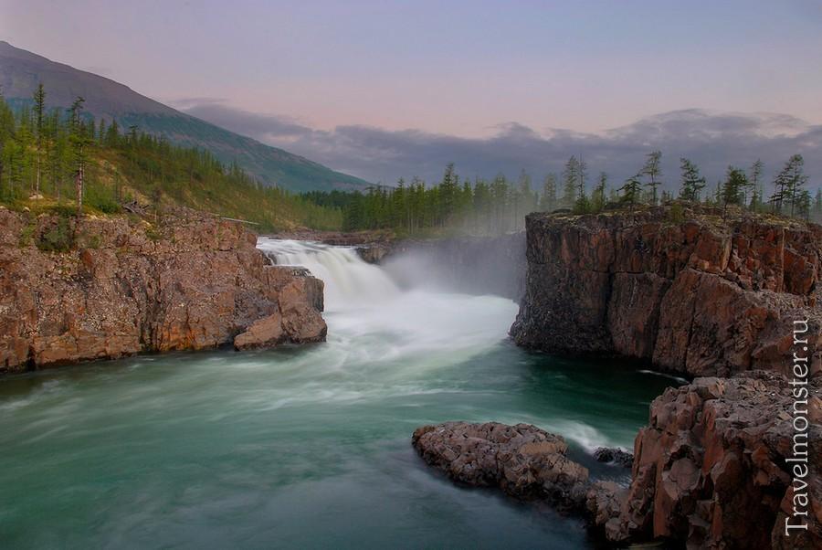 Национальный парки и заповедники России. Плато Путорана