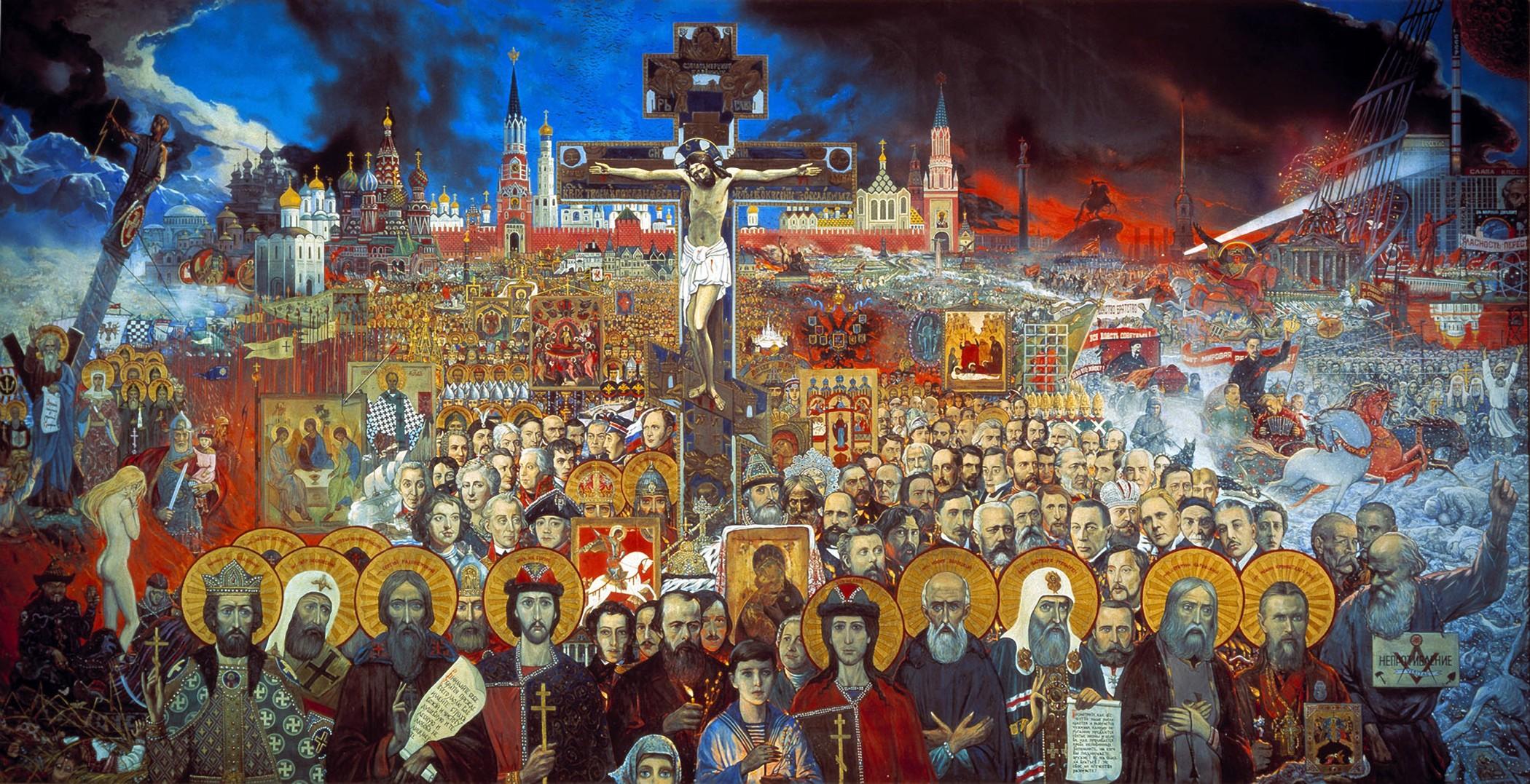 Какой диагноз поставить России? – мнения священников