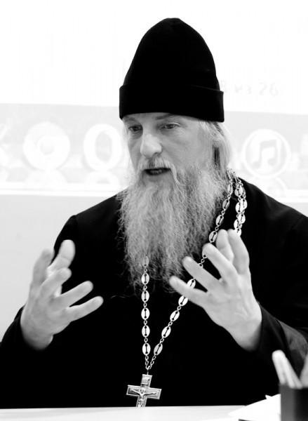 Протоиерей Вячеслав Шестаков