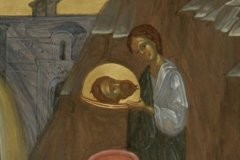 Обретение главы Иоанна Предтечи: нотка горечи среди общей сладости