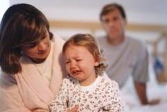 Капризы детей – что делать?