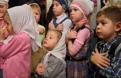Детская Литургия [Фото]