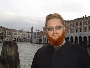 Священник Алексий Ястребов