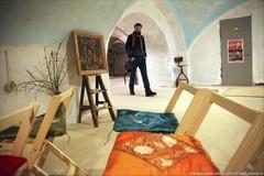 Протоиерей Всеволод Чаплин открыл православный арт-центр в подвале храма (+ ФОТО + ВИДЕО)