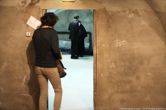 Открытие арт-центра в храме свт. Николая на Трех горах. Фото Михаила Моисеева (14)