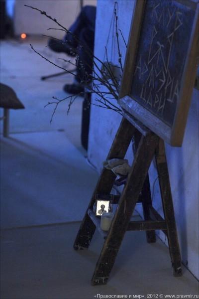Открытие арт-центра в храме свт. Николая на Трех горах. Фото Михаила Моисеева (22)