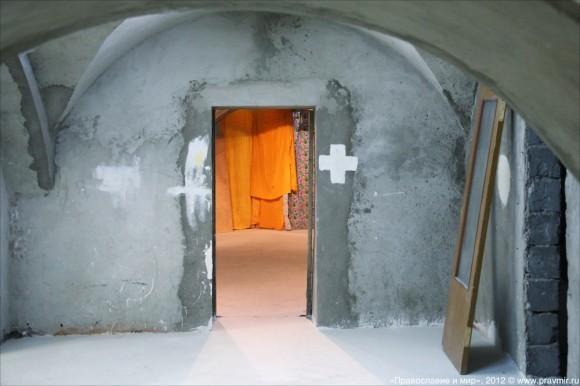 Открытие арт-центра в храме свт. Николая на Трех горах. Фото Михаила Моисеева (5)