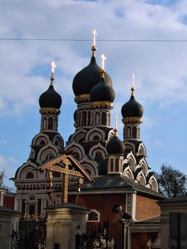 Храм святого великомученика Георгия Победоносца в Ендове. Икона Божией Матери Державная