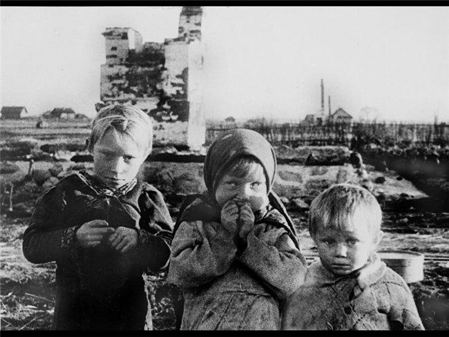 Кто против детей войны?