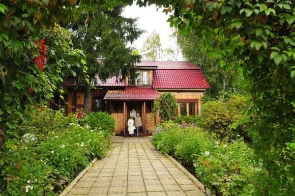 Дом отца Александра Меня. Фото: alexandrmen.ru