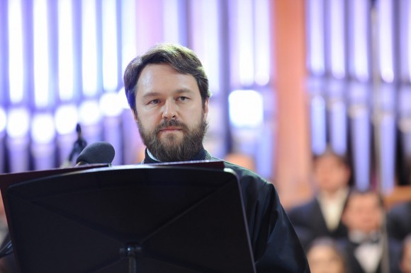 страсти по Матфею митрополита Илариона. Фото: mospat.ru (11)