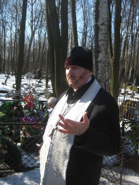 Иерей Валерий Волков