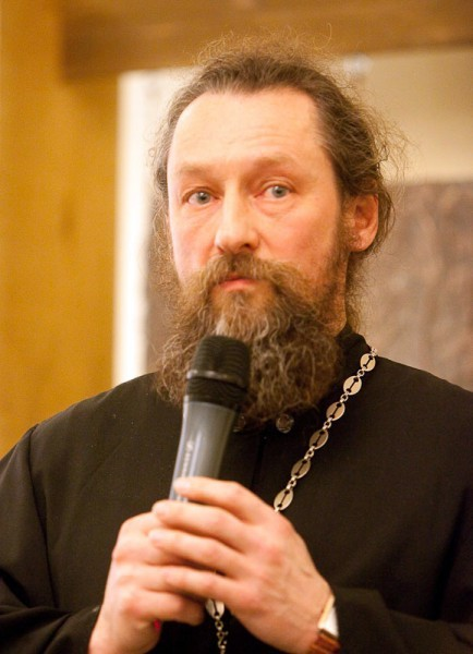 Священник Андрей Юревич