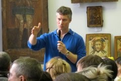 Наркоборец Ройзман и «наивная» икона (+ фото)