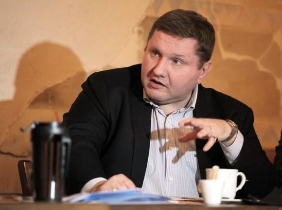 Константин Эггерт, журналист