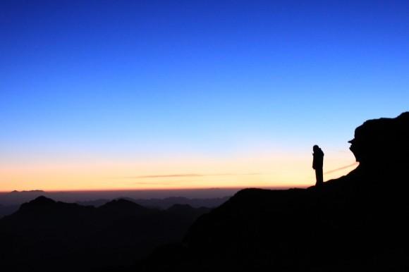 Рассвет на Синае