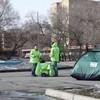 """В Красноярске участники акции """"Добрая палатка"""" соберут вещи для нуждающихся"""