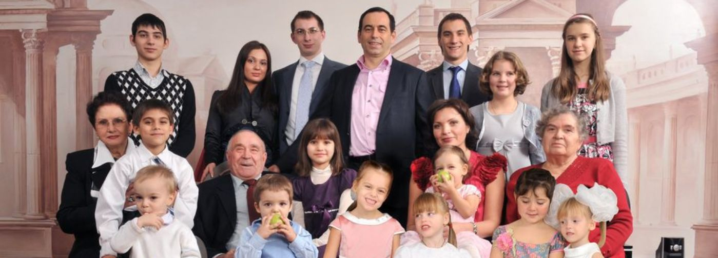 Общество, в котором есть детские дома, не имеет будущего