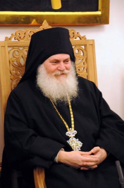 Возвращение игумена Ефрема в Ватопедский монастырь Афона (15)