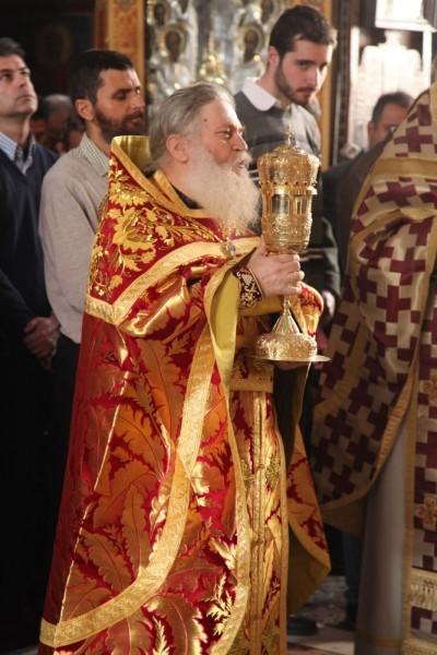 Возвращение игумена Ефрема в Ватопедский монастырь Афона (21)