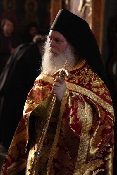 Возвращение игумена Ефрема в Ватопедский монастырь Афона (23)