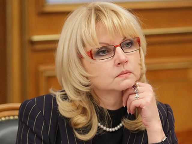 Татьяна Голикова: «Медицина — как плохой ребенок»