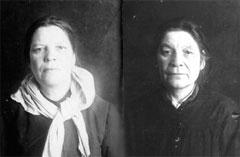Допрос Марии и Матроны Грошевых:  Я рассказывала о Христе – не отрицаю