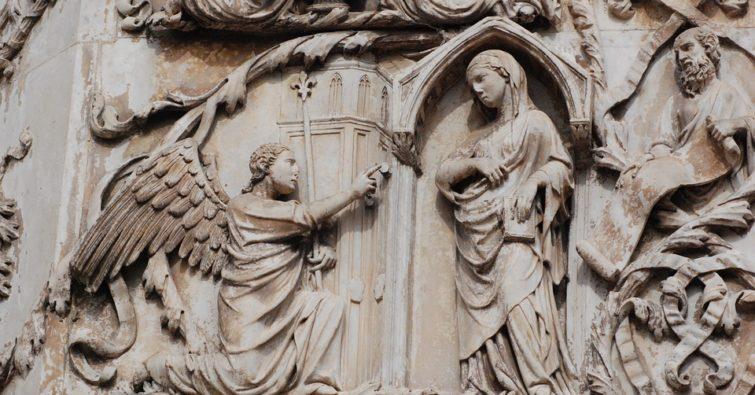Как читается молитва богородица дева радуйся