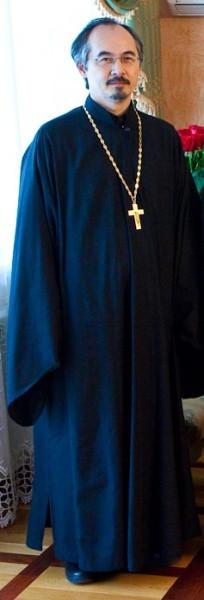 Священник Николай Ким. Фото: Юлия Маковейчук