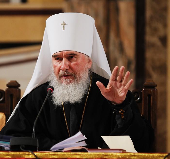 Митрополит Климент: «Жития святых я переписывал втайне»