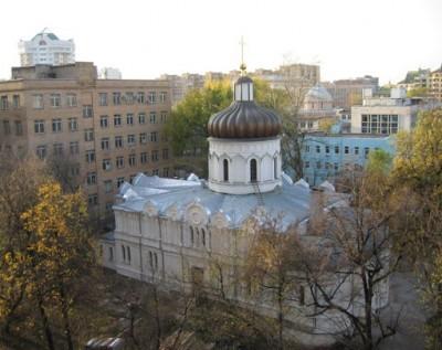 Храм преподобного Алексия, человека Божия, в Красном. селе