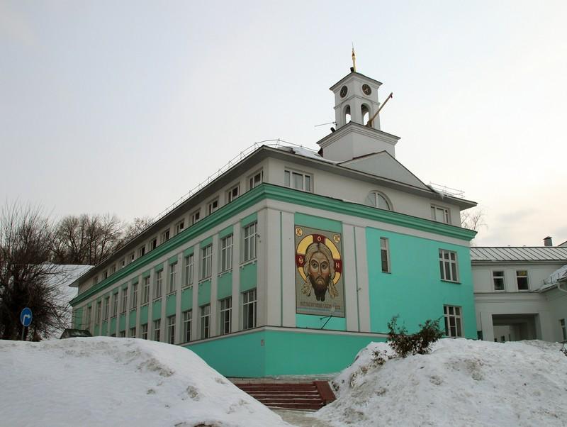В Нижегородской семинарии открылись курсы для журналистов светских СМИ, освещающих церковную тематику