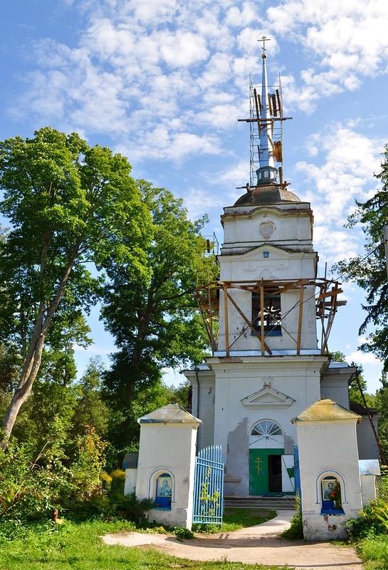 Фамильной церкви, где захоронен герой Бородинского сражения, грозит уничтожение