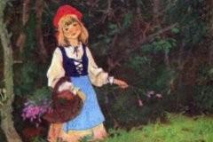 Про Красную шапочку и Марию Египетскую